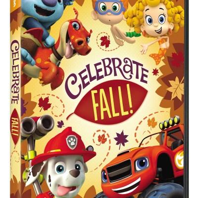 Nickelodeon Favorites: Celebrate Fall! on DVD
