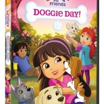 Dora and Friends: Doggie Day! and Dora the Explorer: Dora's Double Length Adventures on DVD