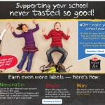 Nominate your school to get $1000 in labels from Tyson Project A+™