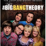 The Big Bang Theory: The Complete Eighth Season out today!