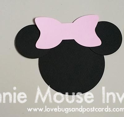 Minnie Mouse Party Invitations & Decorations