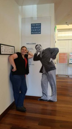 Visiting the Walt Disney Family Museum in San Francisco