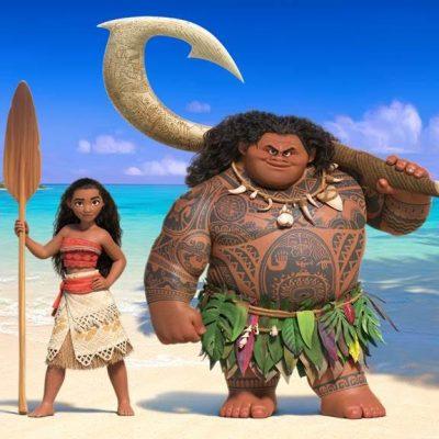 Walt Disney Animation Studios' MOANA has found her voice #Moana