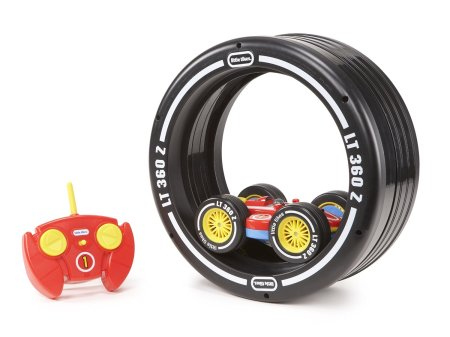 Little Tykes RC Tire Twister review