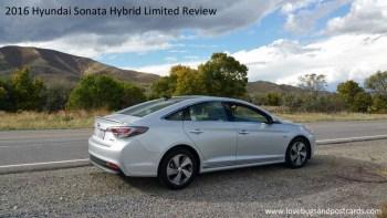 2016 Hyundai Sonata Hybrid Limited Review