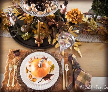 15 Thanksgiving Table Settings