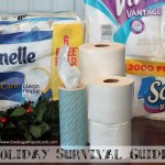 Holiday Survival Guide #HolidayNecessities
