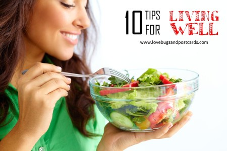 10 tips for living well #BeyondTheScale
