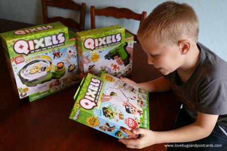 Qixels - The Best Tech Free Entertainment for Kids
