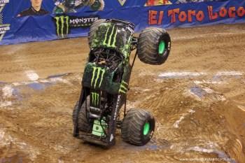 Monster Jam 2016 Review
