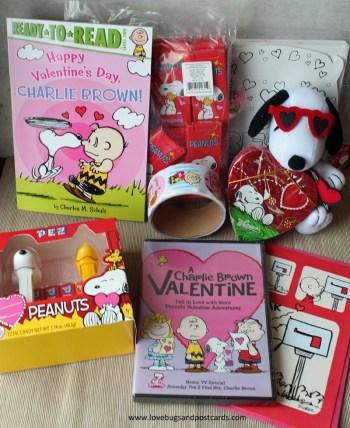 Peanuts Valentine's