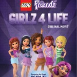 LEGO® Friends: Girlz 4 Life Review + Giveaway