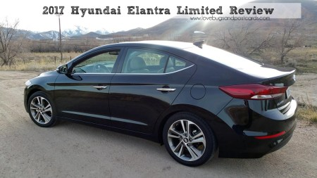 2017 Hyundai Elantra Limited Review