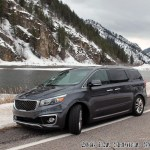 2016 Kia Sedona SXL Review