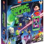 LEGO DC Comics Super Heroes – Justice League: Cosmic Clash on Blu-ray combo pack today!