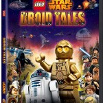 LEGO® STAR WARS: Droid Tales! on DVD today!