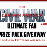Captain America Event Giveaway #CaptainAmericaEvent #TeamCap