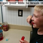 5 ways to get your kids to brush their teeth
