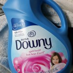 Downy Fabric Conditioner protects and refreshes