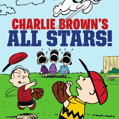 PEANUTS Charlie Brown's All Stars! 50th Anniversary Deluxe Edition