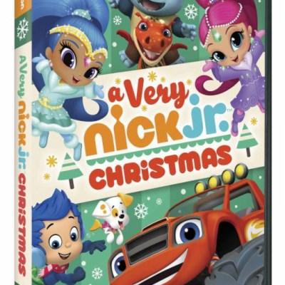 Nickelodeon Favorites: A Very Nick Jr. Christmas on DVD