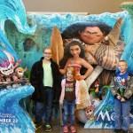Disney's MOANA is a must see #moana