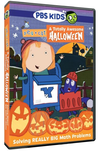 """""""PEG + CAT: A TOTALLY AWESOME HALLOWEEN"""""""