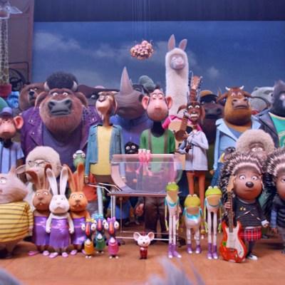 Illumination presents 'SING' Trailer – in theaters 12/21 #SingMovie