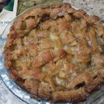 South Side with You movie + Apple Pie