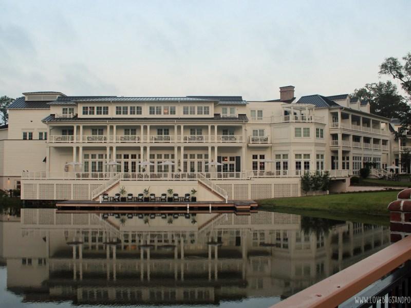 Montage Palmetto Bluff is a Luxury South Carolina Resort in Bluffton