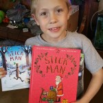 "The heartwarming holiday tale ""Stick Man"" debuts on DVD (based on the book)"