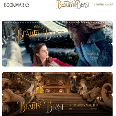 Disney's Beauty and the Beast Activity Sheets #BeOurGuestEvent
