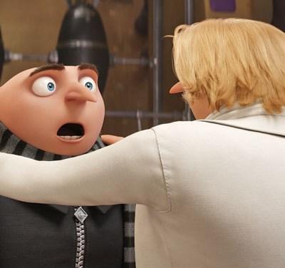 New trailer for DESPICABLE ME 3 #DespicableMe3 #Minions
