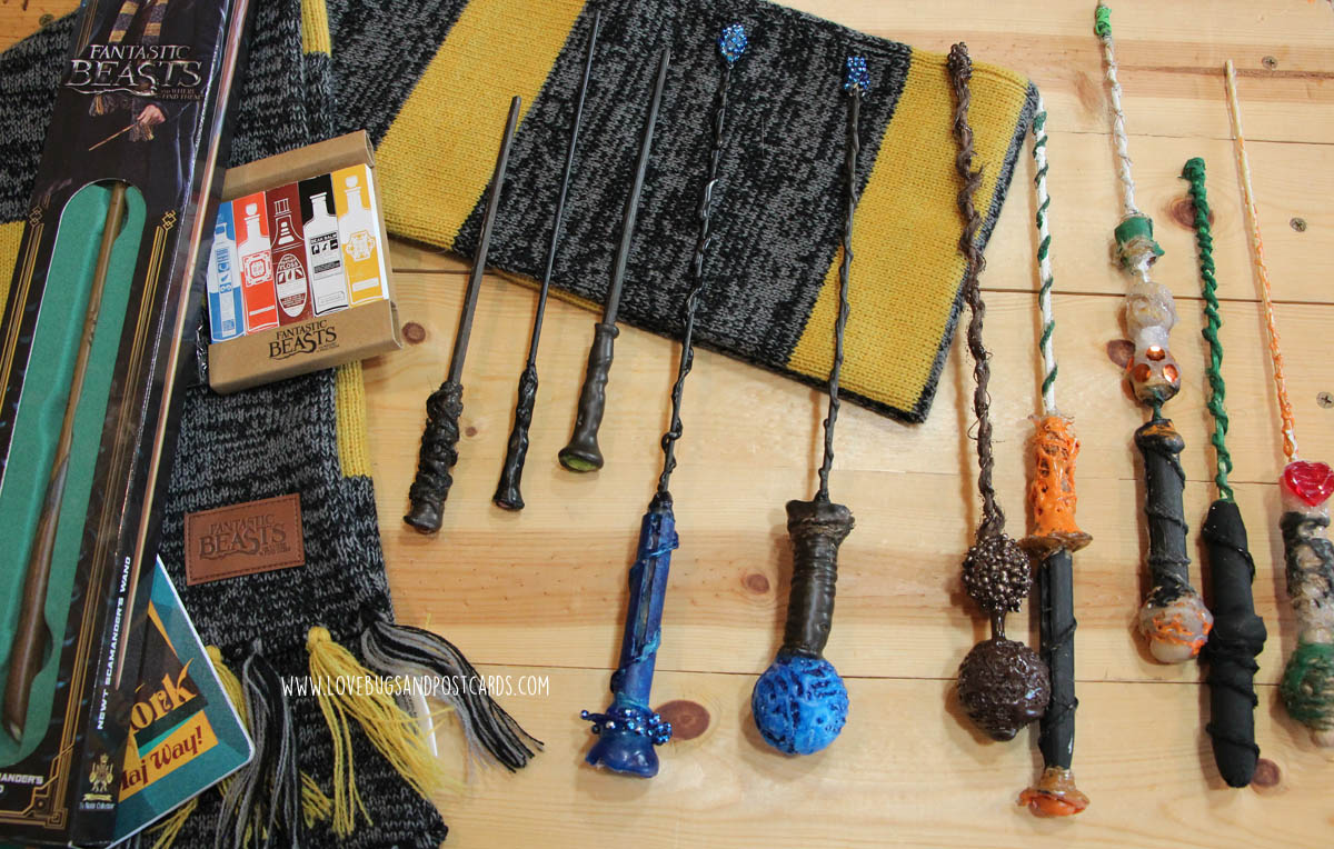 DIY Wands Craft