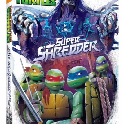 Tales of the Teenage Mutant Ninja Turtles Super Shredder DVD
