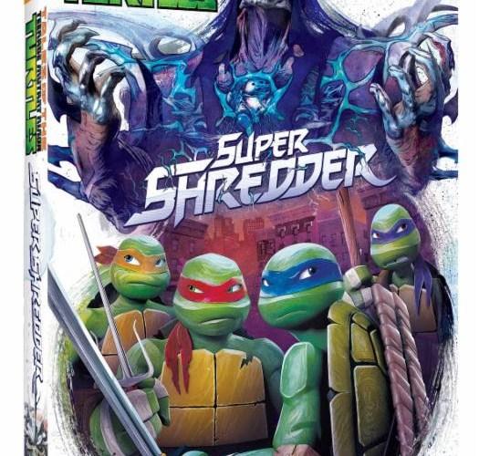 Tales of the Teenage Mutant Ninja Turtles Super Shredder DVD