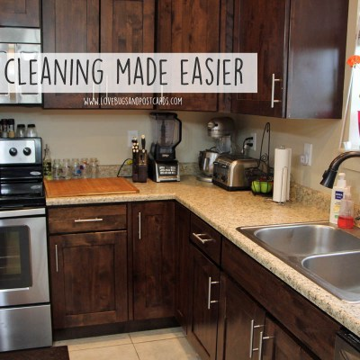 Spring cleaning made easier