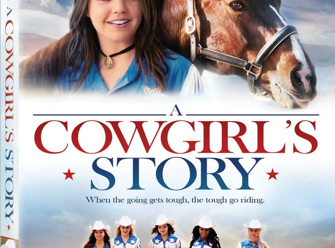 A COWGIRL'S STORY on DVD