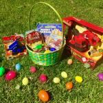 Dinotrux Easter Basket Giveaway (ends 4/10)