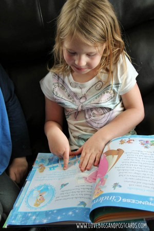 Personalized Princess Story Book