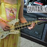 Rock Dog Guitar Craft + Giveaway