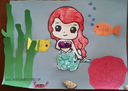 Mermaid Craft