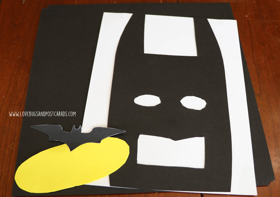 The LEGO Batman Movie + Batman LEGO Mask Craft