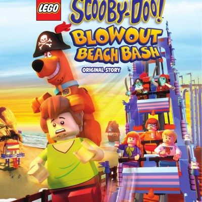 LEGO® Scooby-Doo!: Blowout Beach Bash #LEGOScoobyDoo