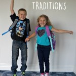 10 fun back to school traditions