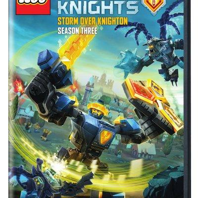 LEGO® NEXO KNIGHTS – Season 3 Giveaway (3 winners)