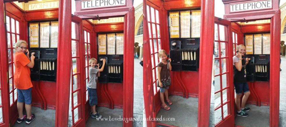 The Wizarding World of Harry Potter at Universal Orlando Resort