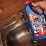 How to fix a clogged drain