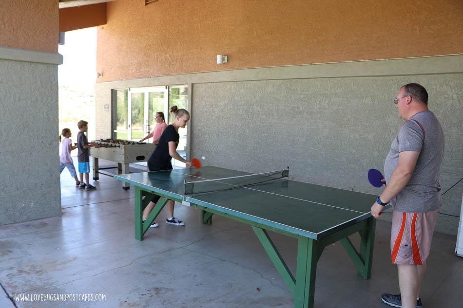 Verde Valley RV & Camping Resort in Arizona