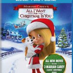 Mariah Carey's All I Want for Christmas Is You Giveaway